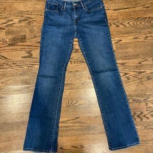 Levi 815 Curvy Bootcut Jeans